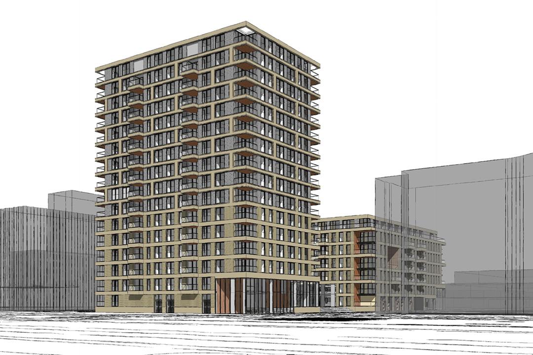 Kantoorgebouw Gaat Plat Voor Nieuw Wooncomplex In Utrecht-Zuid