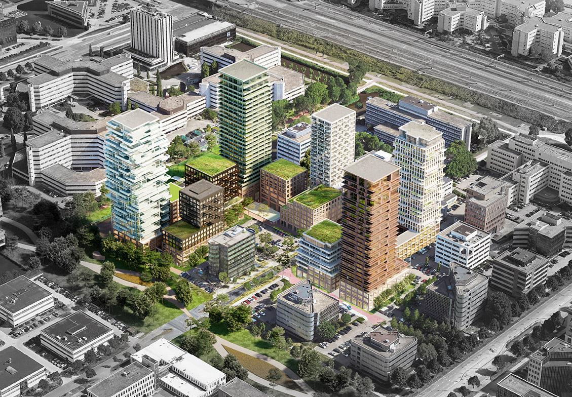 Ontwikkelovereenkomst Voor Project SPOT Met Gemeente Amsterdam Getekend