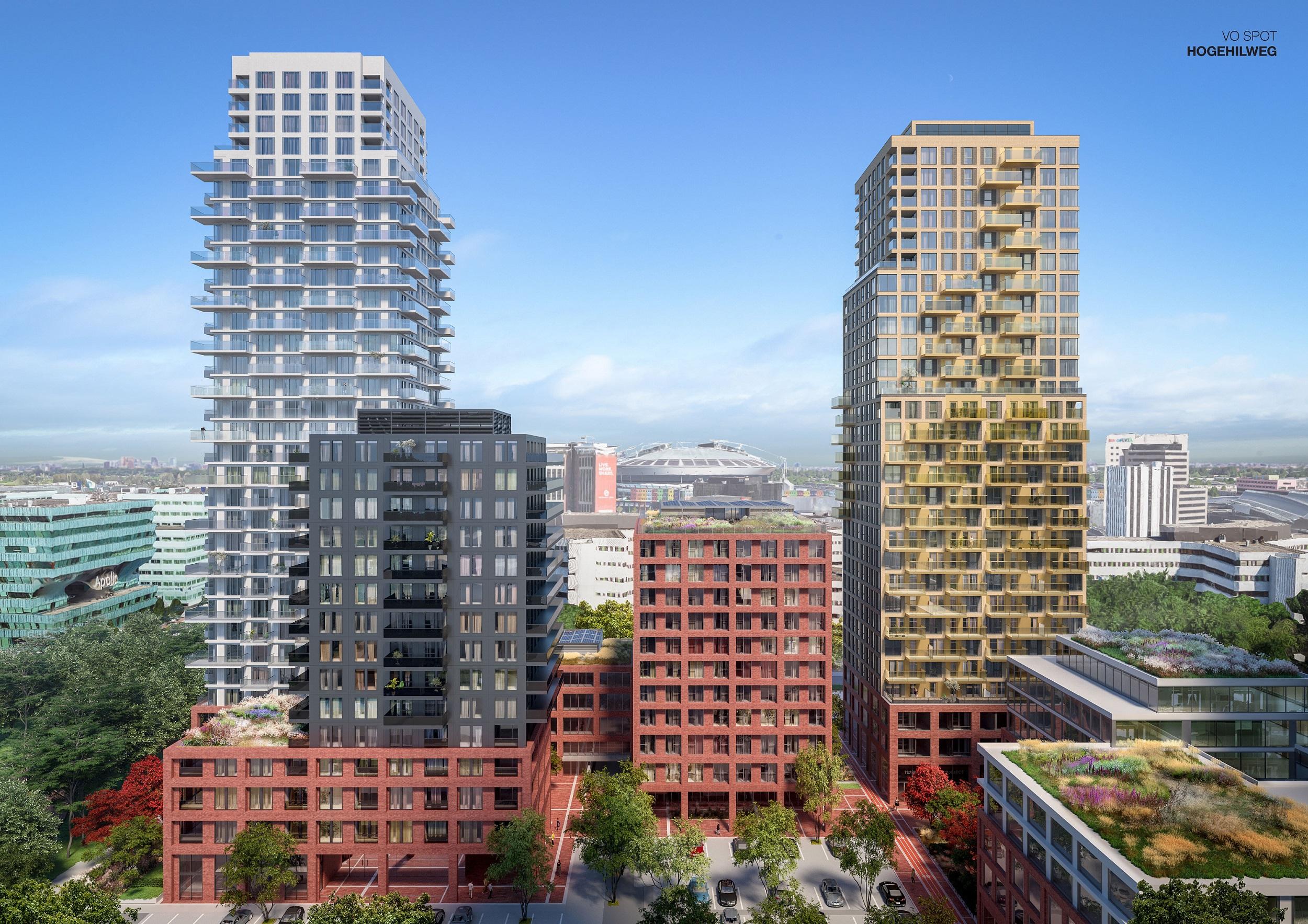 Amvest Koopt 816 Woningen En 20.000 M2 Commerciële Ruimte In SPOT Amsterdam